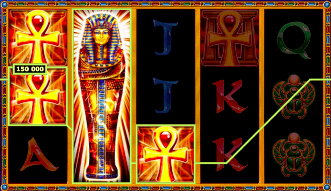 Pharaoh Casino Game